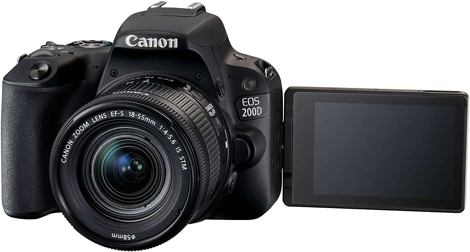 Canon EOS 200D II Price in Nepal