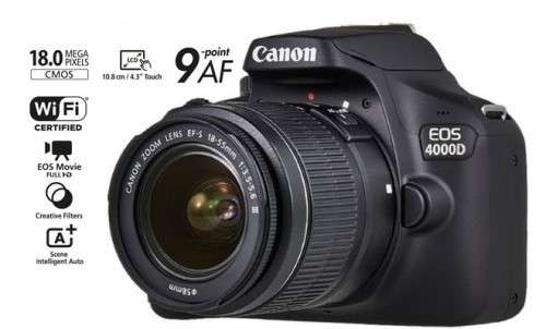 Canon EOS 4000D Price in Nepal