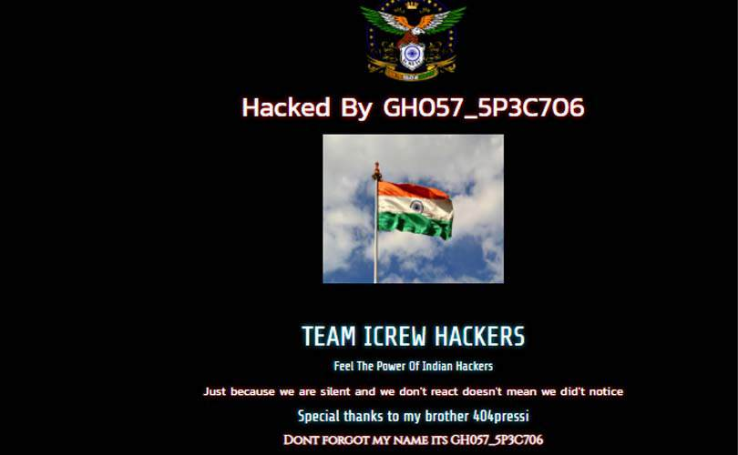 Nepal Civil Aviation Authority's Website Hacked | Indian Hacker's Biggest Attack so Far