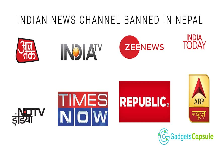 Indian News Channels Banned in Nepal