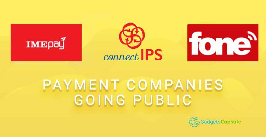 Digital Payment Companies to Issue Shares to the Public | Interest Payment on Wallets