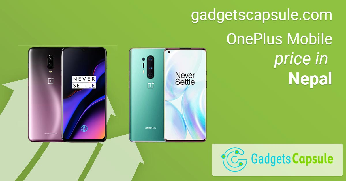 OnePlus Mobile Price in Nepal (September 2020)