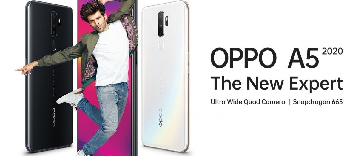 Oppo A5(2020) Price in Nepal