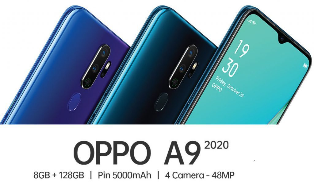 Oppo A9(2020) Price in Nepal
