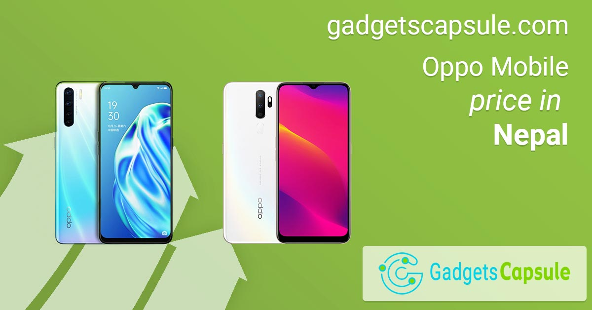 Oppo Mobile Price in Nepal (August 2020)