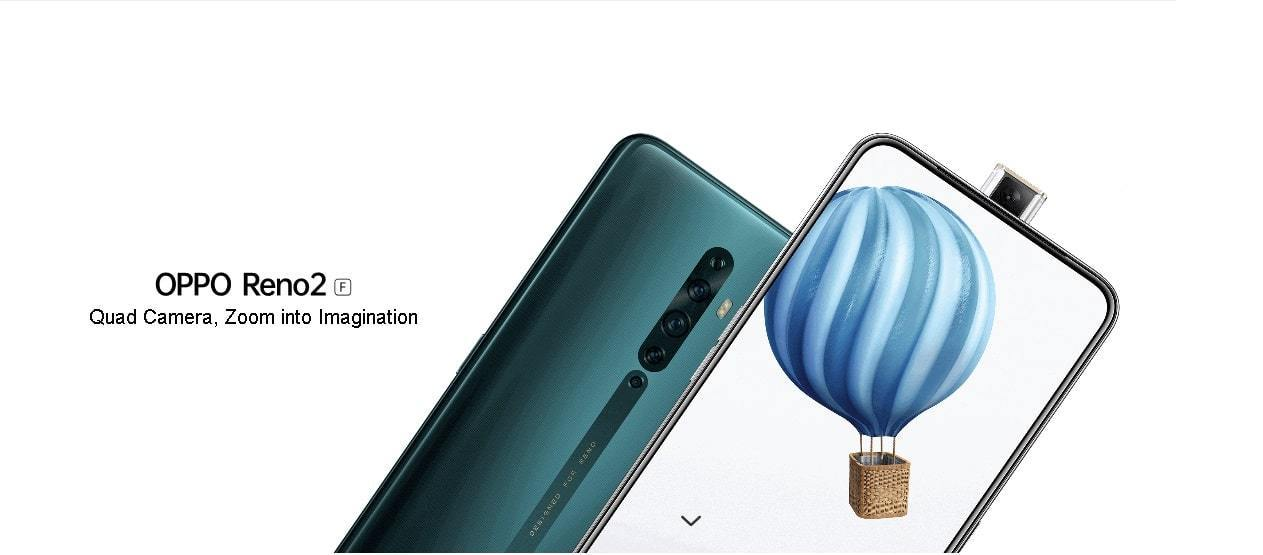 Oppo Reno2 F Price in nepal