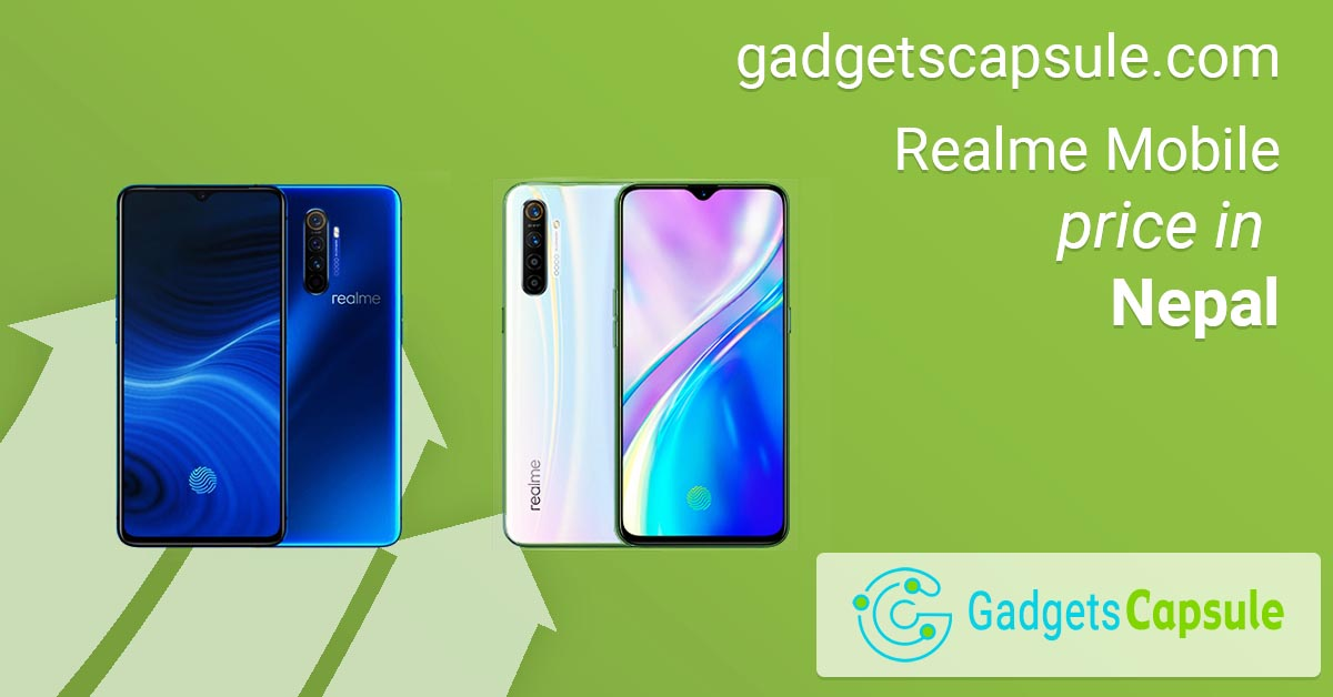 Realme Mobile Price in Nepal (September 2020)