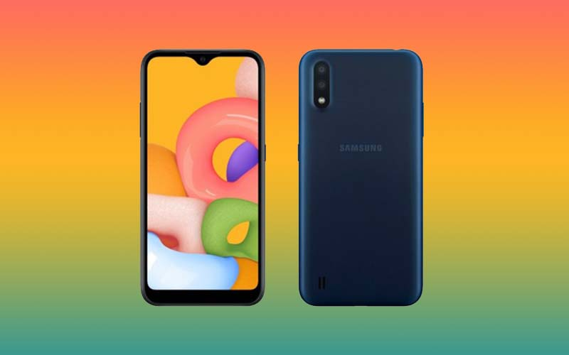 Galaxy a01 Price in Nepal
