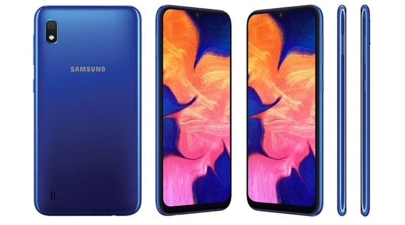 Samsung Galaxy A10 price in nepal