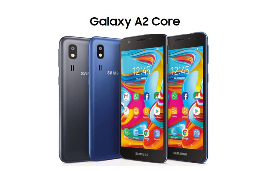 Samsung Galaxy A2 Core Price in Nepal
