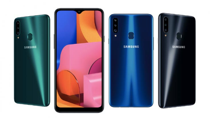 Galaxy A20s Price in Nepal