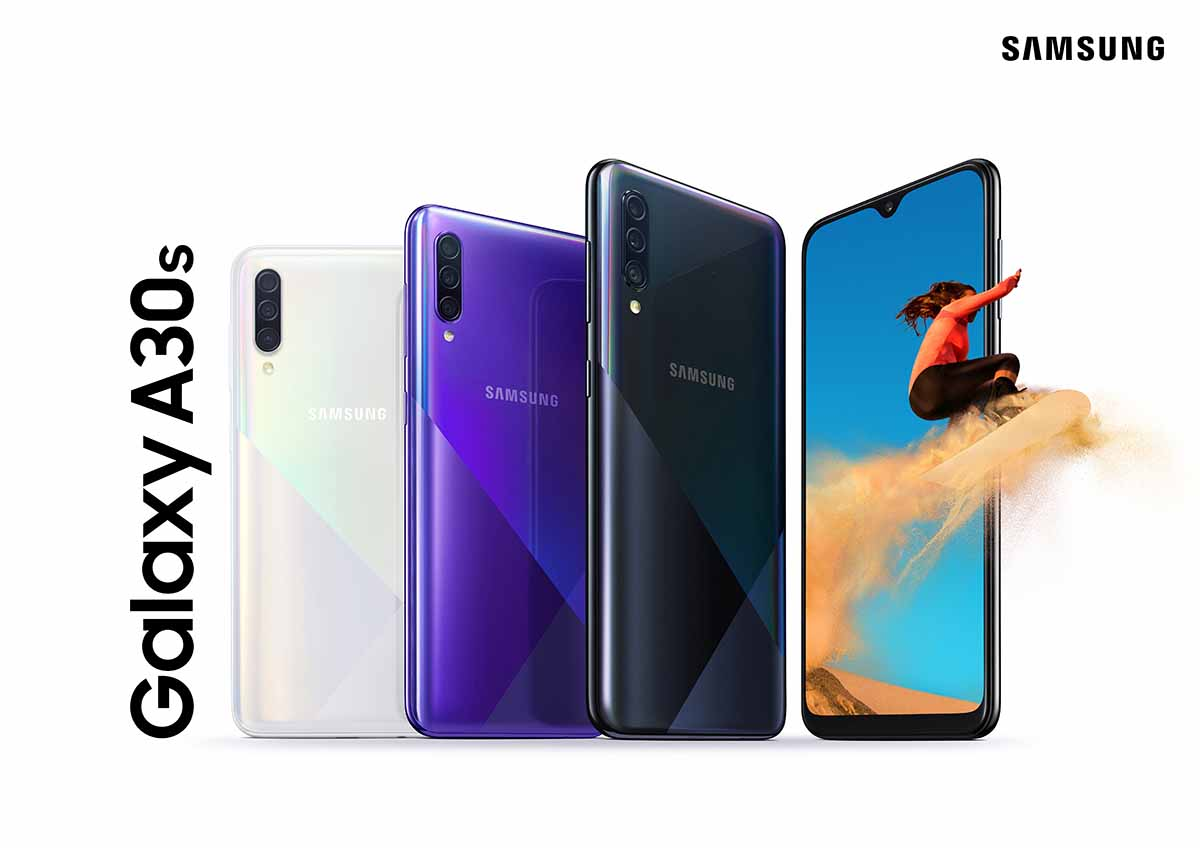 Galaxy a30s price in nepal