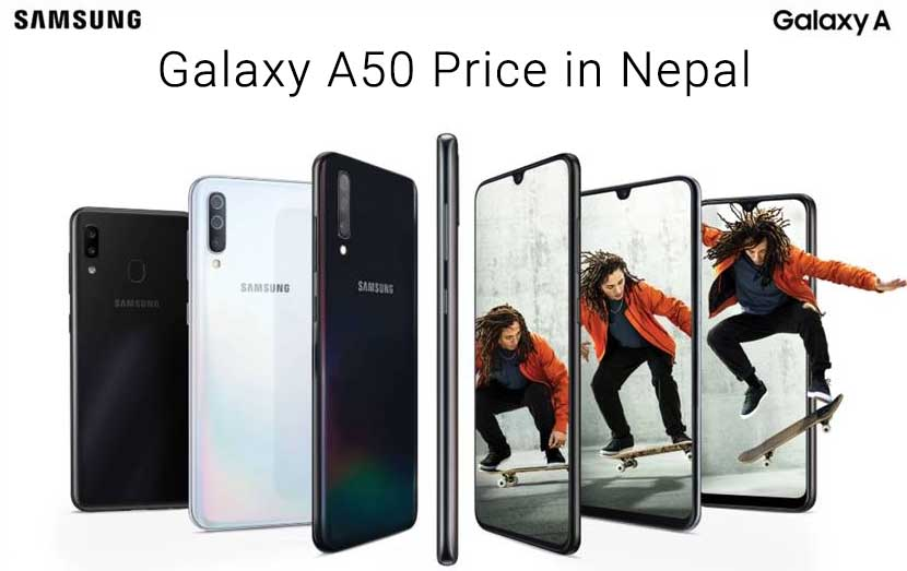 Galaxy A50 Price in Nepal