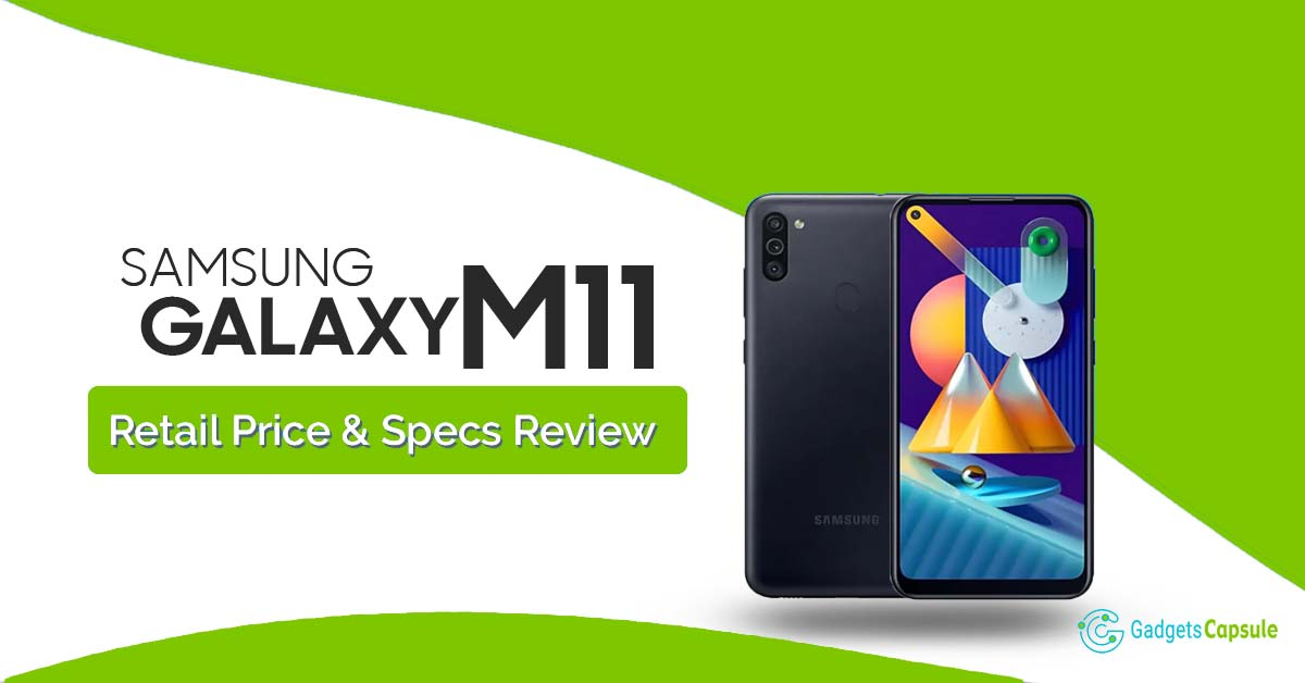 Samsung Galaxy M11 Launched in Nepal - Triple Camera and 5000 mAh Battery