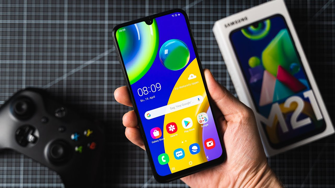Galaxy M21 Price in Nepal