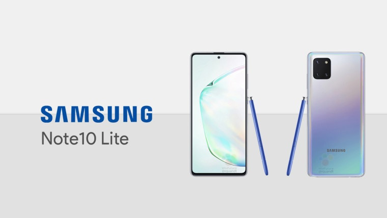 Galaxy Note 10 Lite Price in Nepal