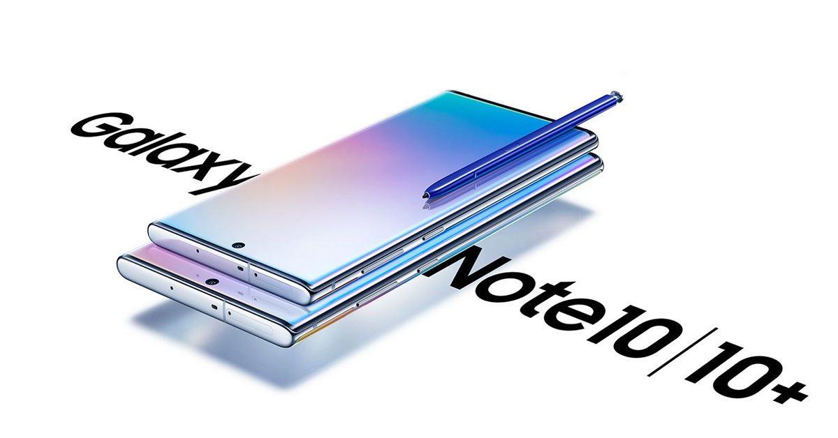 Galaxy Note 10+ Price in Nepal