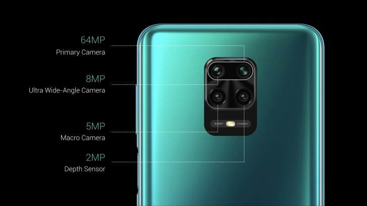 Redmi Note 9 Pro Price In Nepal 5020mah Battery And Sd 720g Gadgetscapsule
